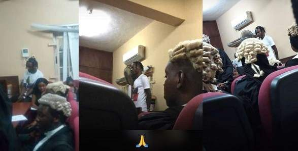 Naira Marley In Court4? Memonaija