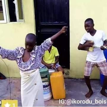 Ikorodu Boys Reveal Davido Hasn't Given Them The N1M He Promised
