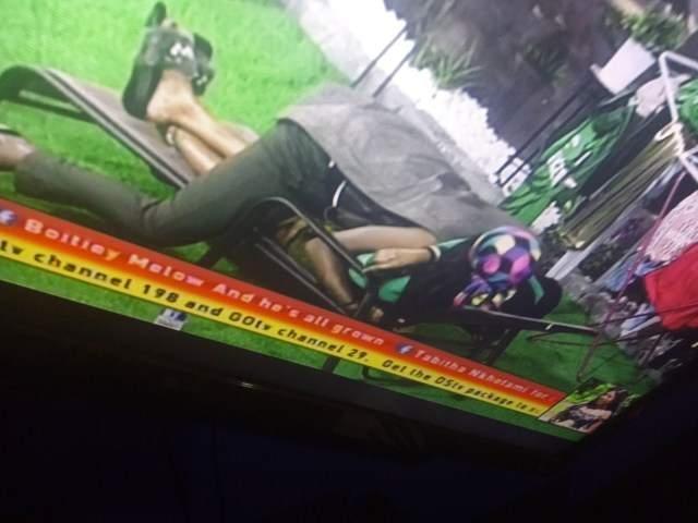 Seyi Sleeps On Tacha3