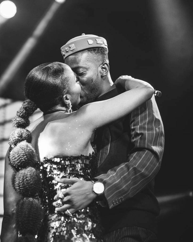 Adekunle GOld Simi Married