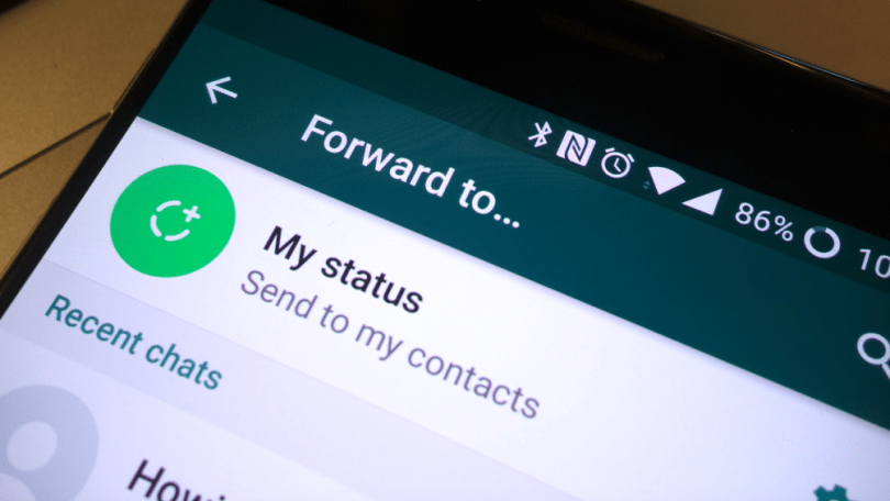 WhatsApp limits users to only 5 text forwards to curb rumours