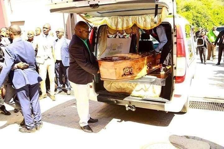 Prophet Alph N Lukau Raise Dead