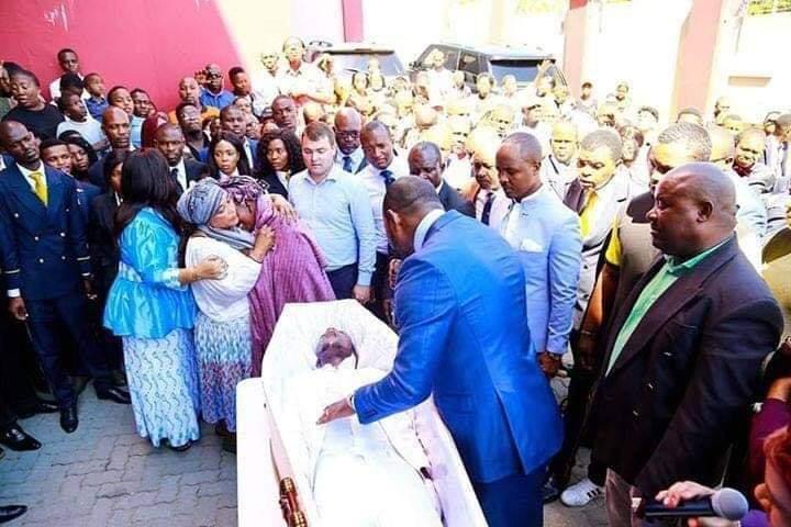 Prophet Alph N Lukau Raise Dead2