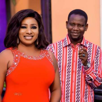 Mide Funmi-Martins reveals life is meaningless without her Man