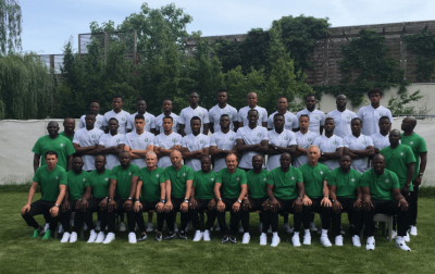 Russia 2018: Rohr Restricts Super Eagles From Goat Meat, Peppersoup and Other Spicy Meals