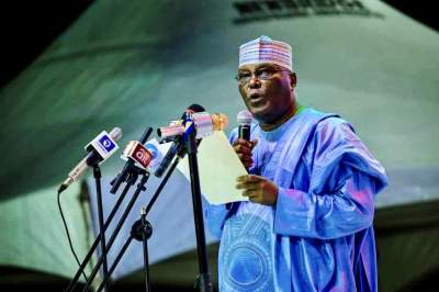 Alhaji Atiku Abubakar Emerges PDP Presidential Flag Bearer For 2019 General Elections