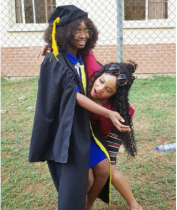 Nollywood Actress Iyabo Ojo Shares Beautiful Pictures With Daughter As She Celebrates Her Matriculation