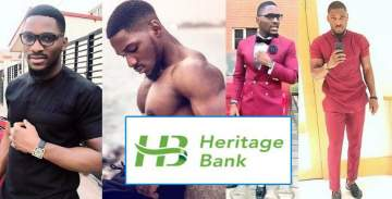 #BBNaija: Tobi Reveals How Much He Earned At Heritage Bank