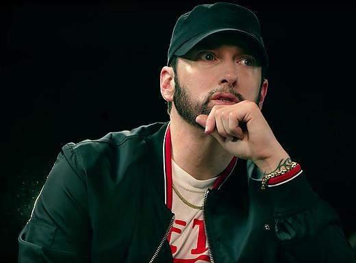 Eminem Sway Interview 1