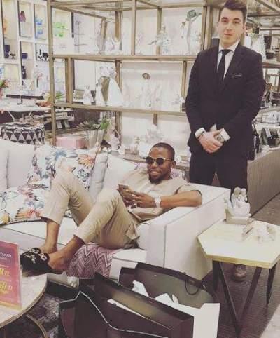 Nigerian Big Boy, Otunbacash arrested in Turkey for Fraud