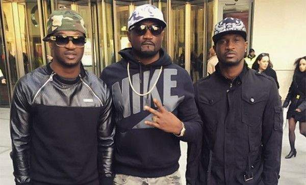 Psquare And Jude