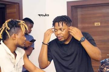 Olamide Advises Nigerians on Handling Police
