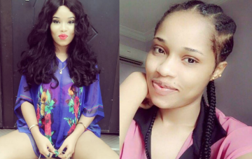 Actress Onyii Alex Replies Crazy Fan Who Asked If He Can Drink Her Urine