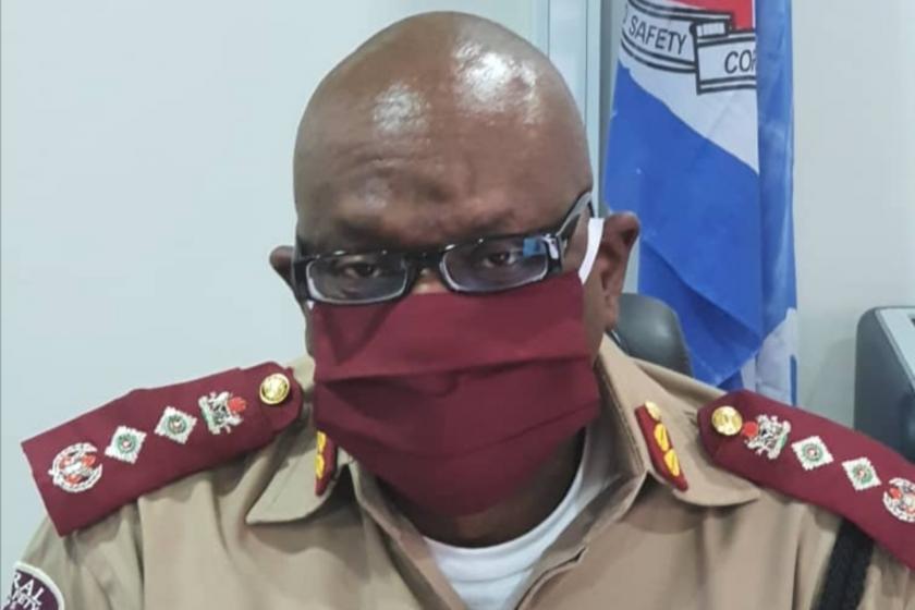 FRSC Corps Marshall, Boboye Oyeyemi