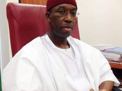 Delta State's Governor Okowa and Wife Test Positive For COVID-19