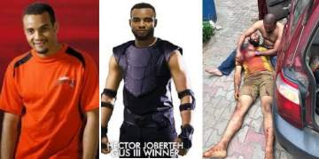 Breaking: Gulder Ultimate Search 2006 winner, Hector Joberteh shot dead in Lagos