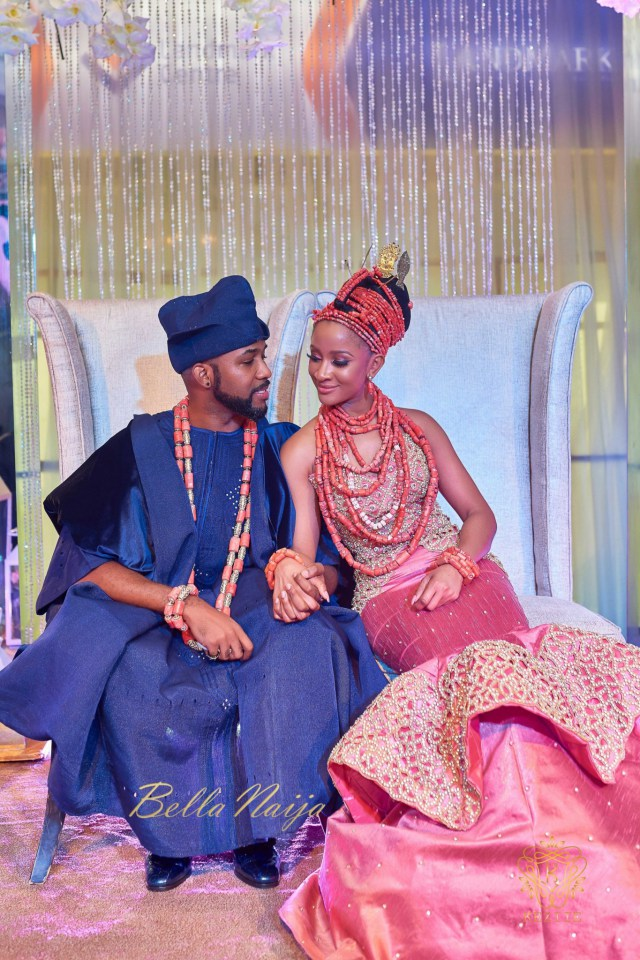 Banky W And Adesua Etomi BAAD2017 Traditional Wedding 19?resize=640%2C960