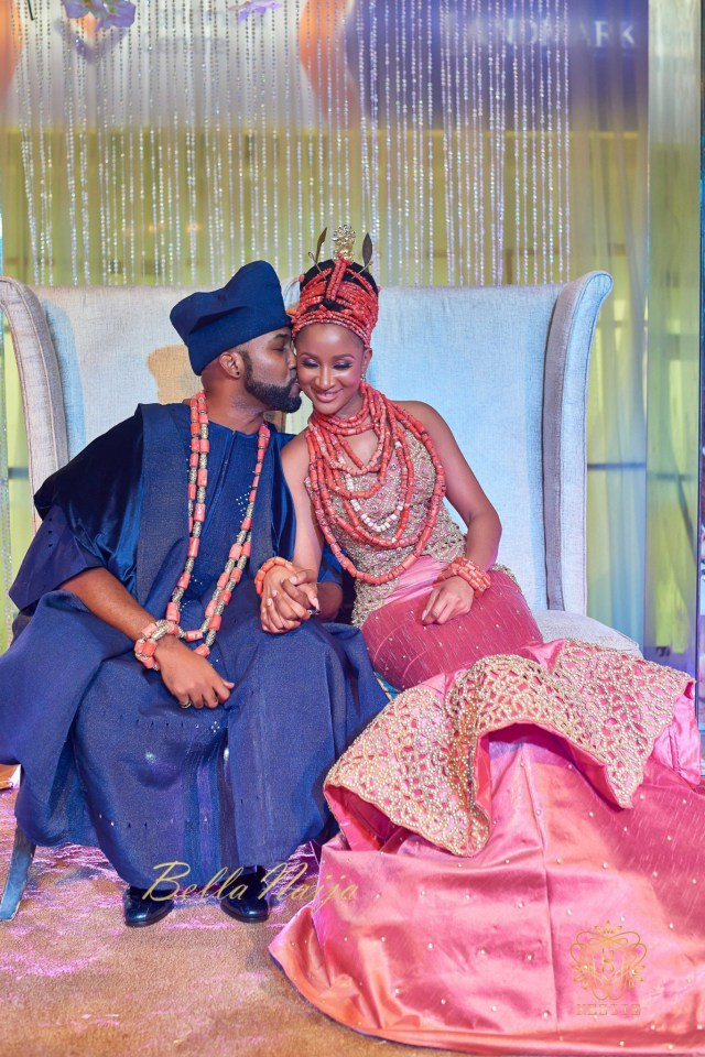 Banky W And Adesua Etomi BAAD2017 Traditional Wedding 20?resize=640%2C960