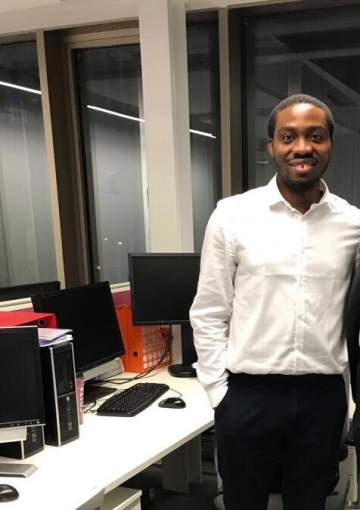 24-Year-Old Nigerian PhD Holder Becomes The Youngest Lecturer At A UK University