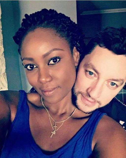Yvonne Nelson And Baby Daddy Finally Spotted Together?resize=512%2C640