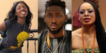 "#BBNaija: ""I honestly don't see Miracle and Nina ending up together"" - Singer, Simi"