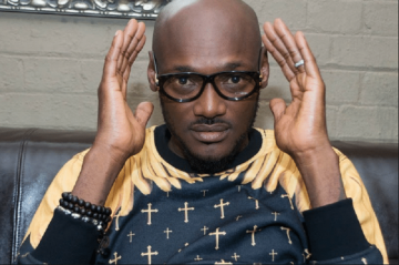 Nigerians should stop celebrating criminals - 2Baba