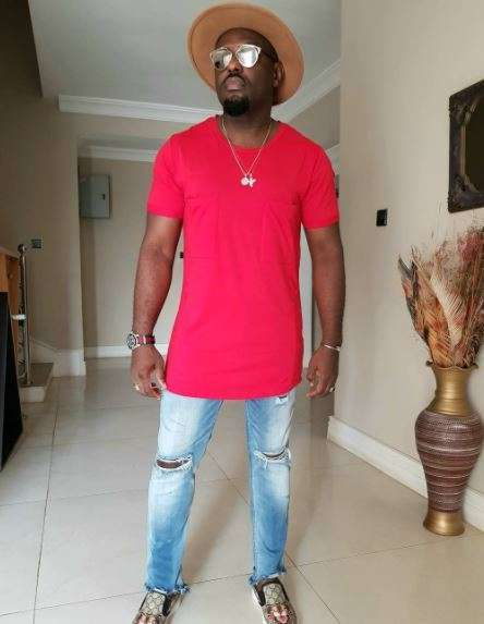 Jim Iyke says he won't stop calling out people who throw jabs at him on his page