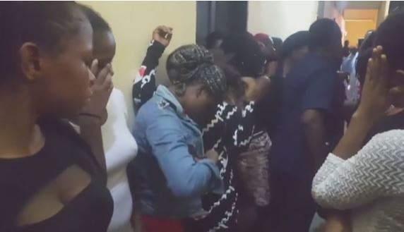 Nigerian Prostitutes
