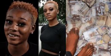 I make N100k per P0rn movie - Nigerian P0rn Star, Savage Trap Queen
