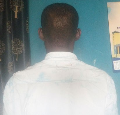 Libyan returnee narrates how he watched his friend's girlfriend raped to death