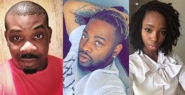 #BBNaija: Don Jazzy reacts to the BamBam and Teddy A sex video