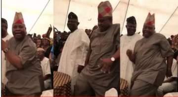 I taught Davido and B-red how to Sing and Dance - Senator Ademola Adeleke