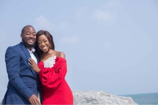 Insider Scoop: Beverly Naya and Pastor Paul Adefarasin's Nephew getting married?