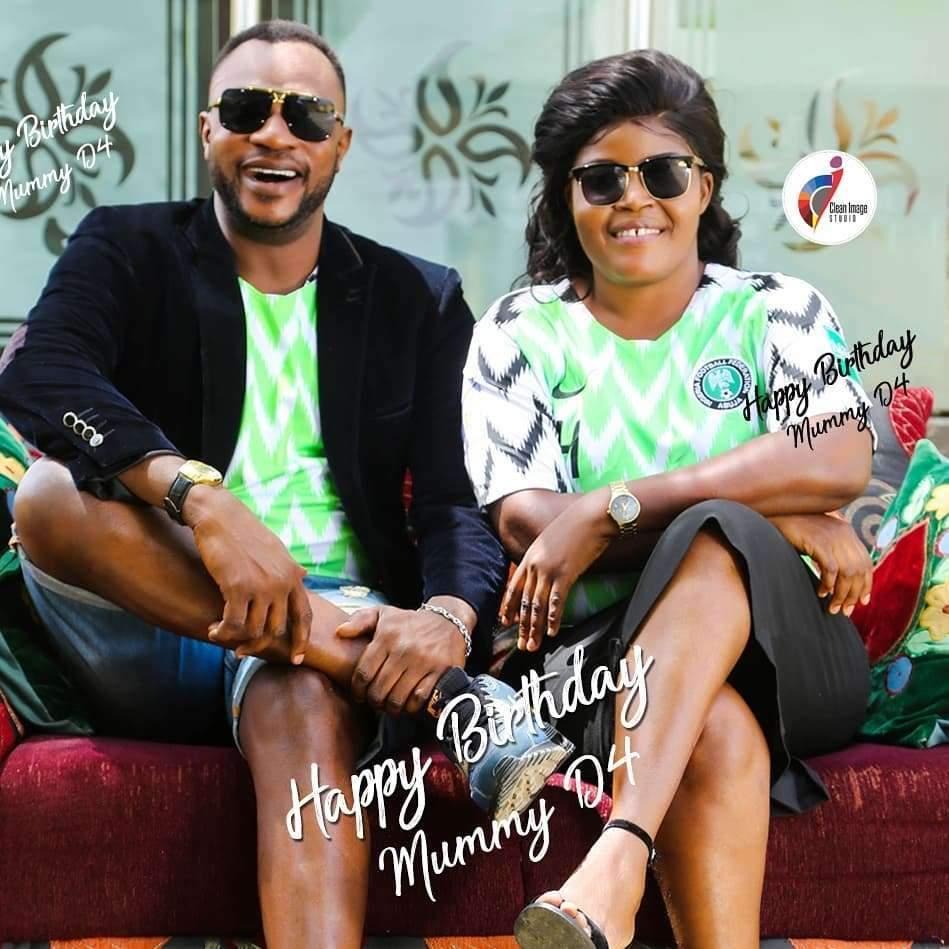 Odunlade Adekola release beautiful photos as his wife celebrates birthday