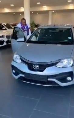 Buy Friend A Car