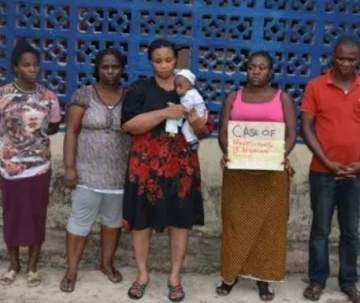 23-year-old girl sells off her newborn baby for N850k