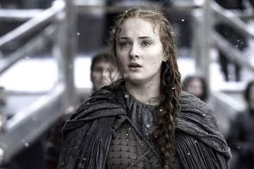 Sophie Turner says criticism of her role as Sansa Stark on the hit series led to her depression