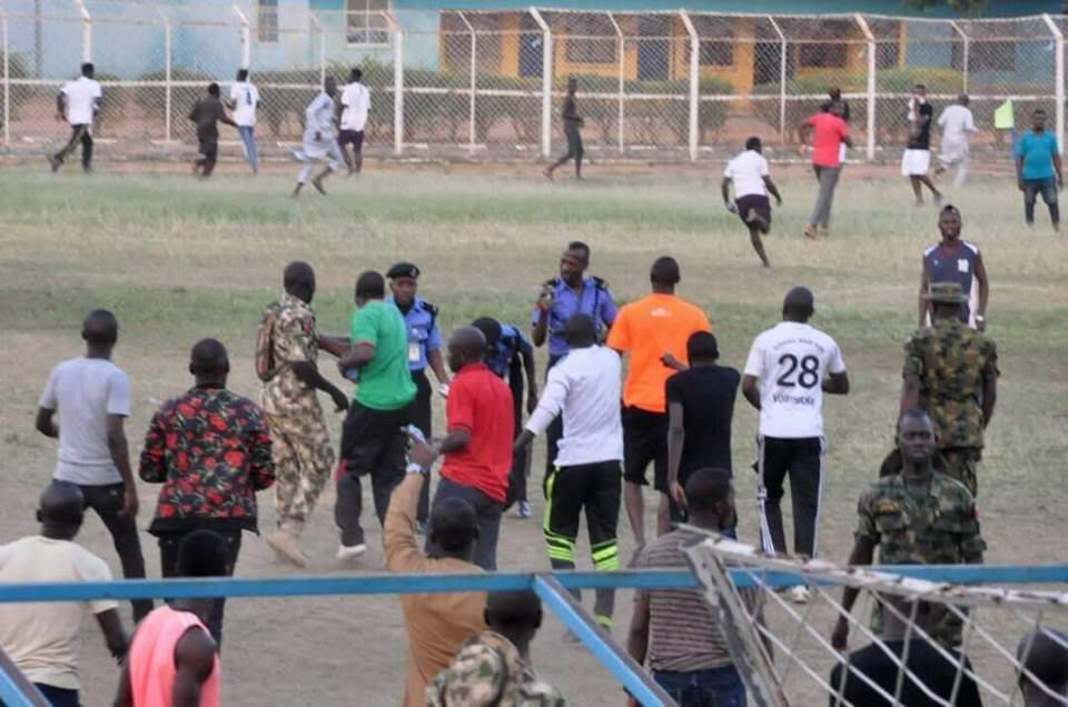 Army Match In Kaduna
