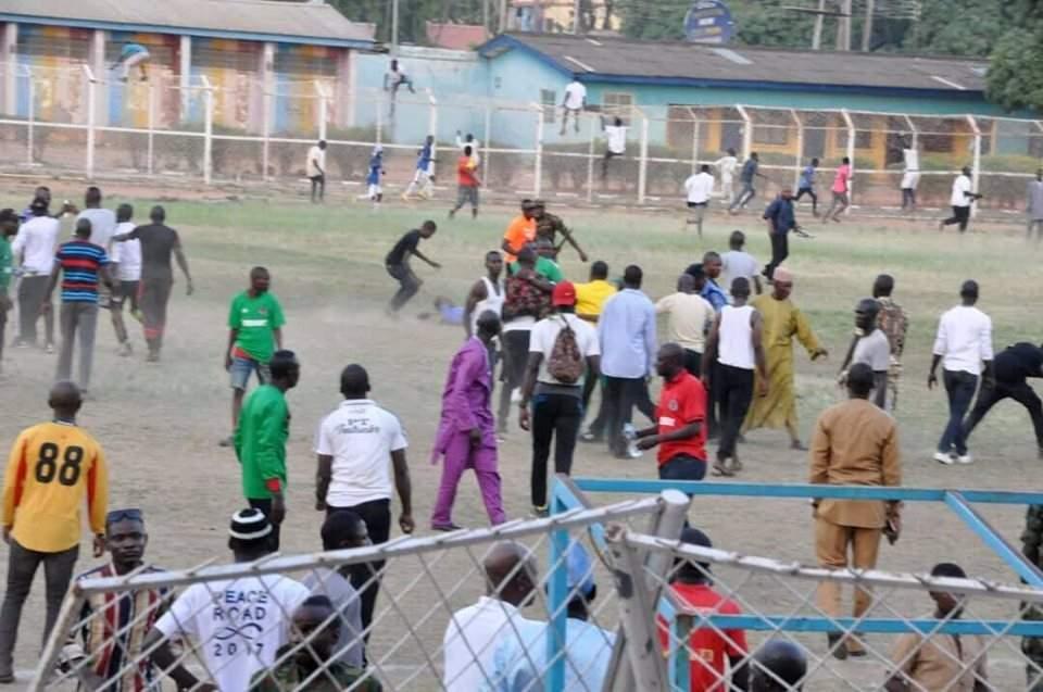 Army Match In Kaduna1