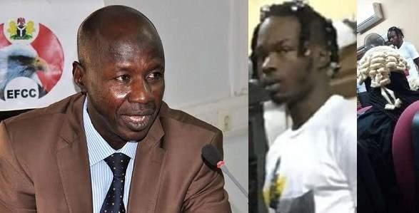 Ibrahim Magu EFCC Naira