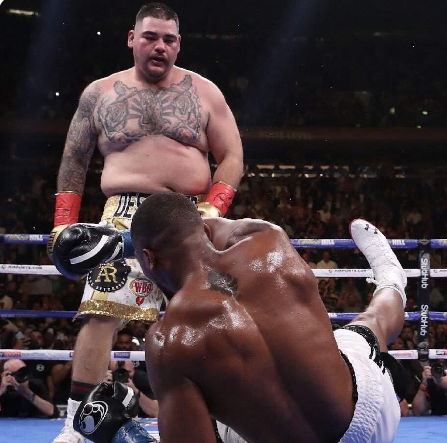Anthony Joshua VS Andy Ruiz Jr: Rematch Will Take Place