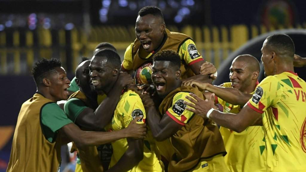 Benin Afcon