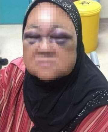Man physically assaults wife's grandmother for not stopping his 8-month-old daughter from crying