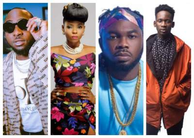 Get To Know Your Favourite Nigerian Artistes' Signature Slangs