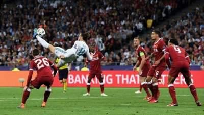 FIFA Puskas Award: Finally!!! Gareth Bale's Overhead Kick gets A Chance - SEE 9 Other Nominees