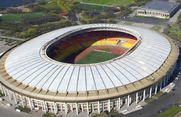 Oops!! Russia 2018 World Cup Venue Touched By Another Fire Outbreak