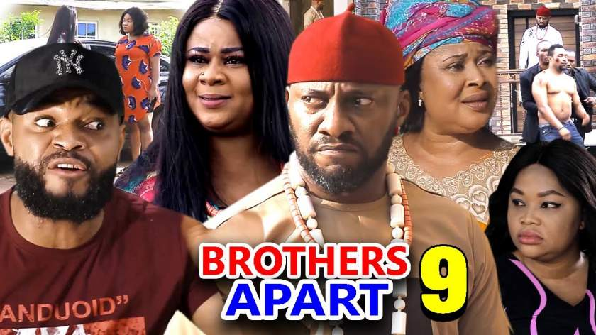 Nollywood Movie: Brothers Apart (2020) (Part 9 & 10)