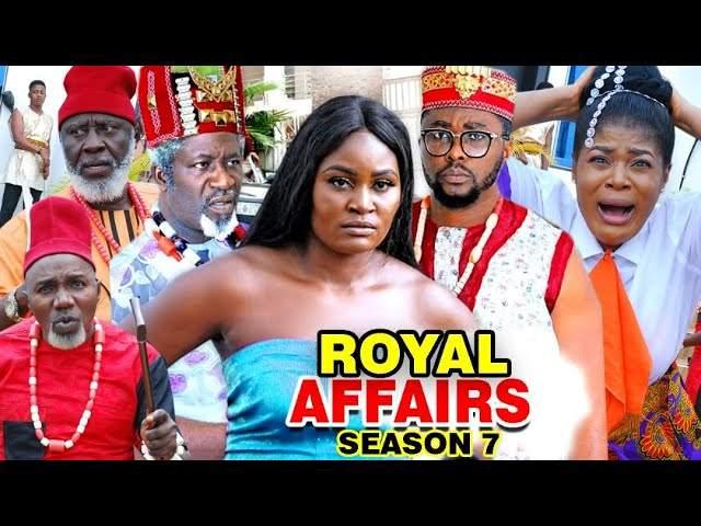 Nollywood Movie: Royal Affairs (2020) (Part 7 & 8)