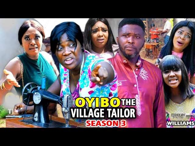 Nollywood Movie: Oyibo The Village Tailor (2021) (Part 3 & 4)