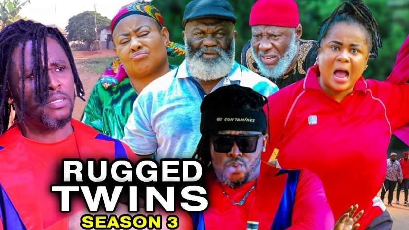Nollywood Movie: Rugged Twins (2021) (Part 3 & 4)